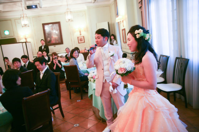 長崎,モントレ,結婚式,披露宴