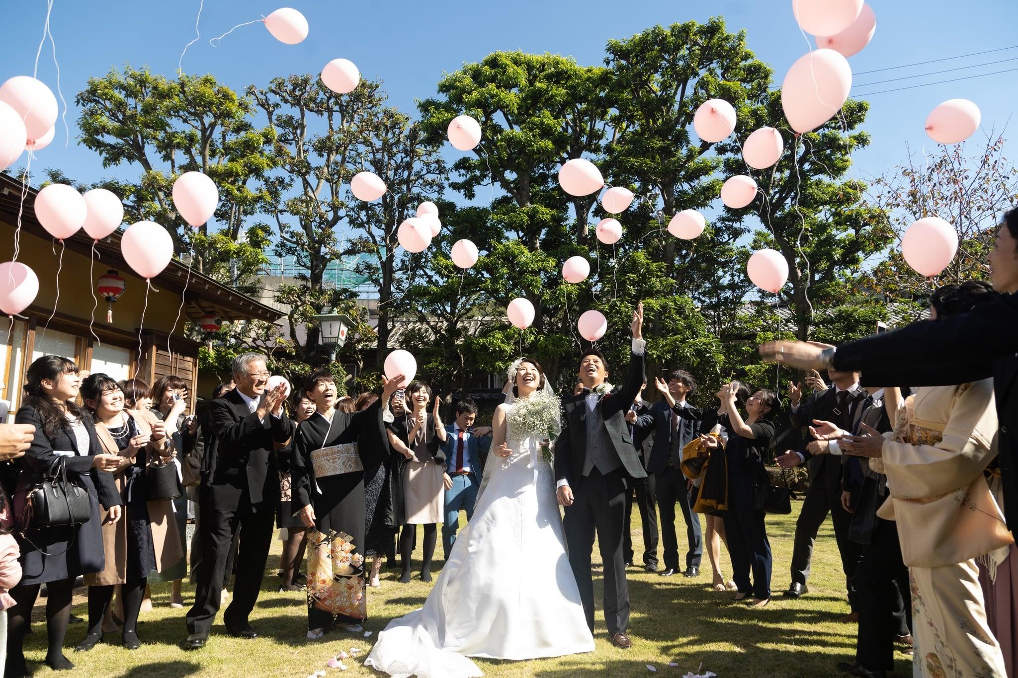 長崎,花月,結婚式